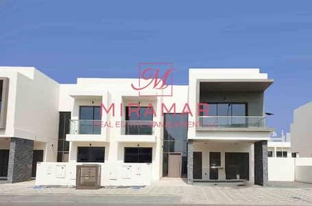 فیلا 4 غرف نوم للايجار في جزيرة ياس، أبوظبي - فیلا في ياس ايكرز جزيرة ياس 4 غرف 190000 درهم - 4705412