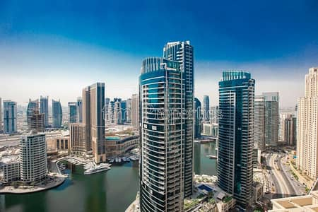 4 Bedroom Apartment for Sale in Jumeirah Beach Residence (JBR), Dubai - Exclusive 4B/R Vacant apt in Sadaf Bldg only 2.25m