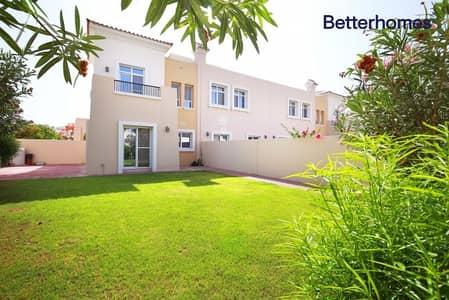 فیلا 2 غرفة نوم للبيع في المرابع العربية، دبي - Single Row | End Unit | Close to Community Centre