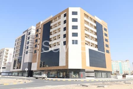 Building for Sale in Muwaileh, Sharjah - Corner plot G+3 building Full occupancy Muwaileh Commercial