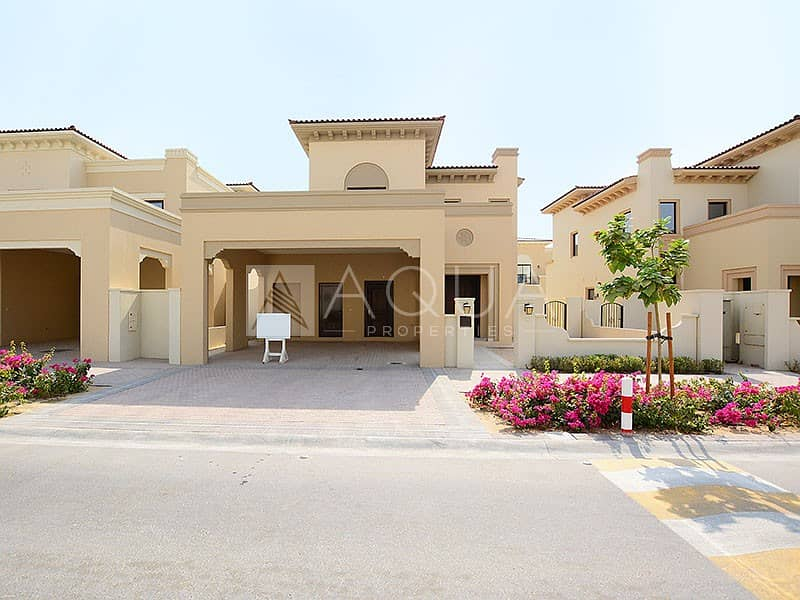Type 4 | 4 Bed | Landscaped | Spacious Unit