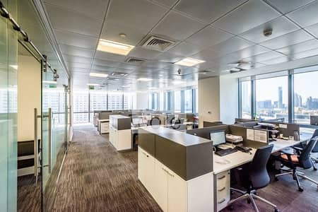 Office for Rent in Downtown Dubai, Dubai - Fitted and Furnished Office | Prime Location