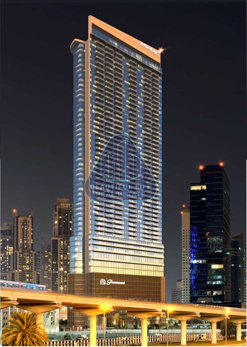 2 8% p.a. gross rental guarantee for 5 years  in Dubai  Business Ba