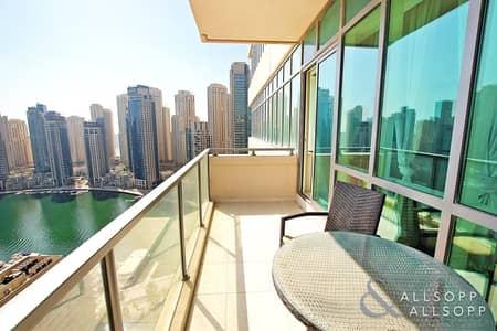 فلیٹ 2 غرفة نوم للبيع في دبي مارينا، دبي - Marina View | 2 Beds | Upgraded Flooring