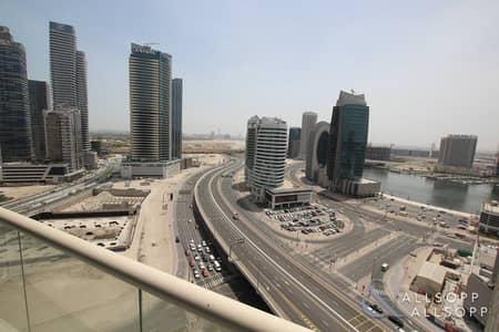 شقة 2 غرفة نوم للبيع في وسط مدينة دبي، دبي - 2 Bedroom | Burj Al Nujoom | 1