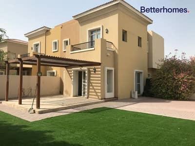 3 Bedroom Villa for Rent in Arabian Ranches, Dubai - Al Reem Type 3E | Landscaped Garden | Corner Unit | Available Now