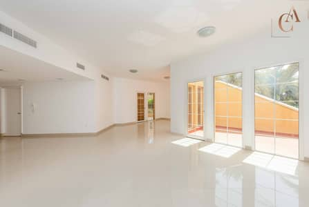 3 Bedroom Villa for Rent in Al Sufouh, Dubai - Maintained   Very Spacious   Unfurnished