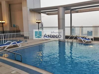 استوديو  للايجار في وسط مدينة دبي، دبي - Great Location | Balcony | High Floor | Best Deal