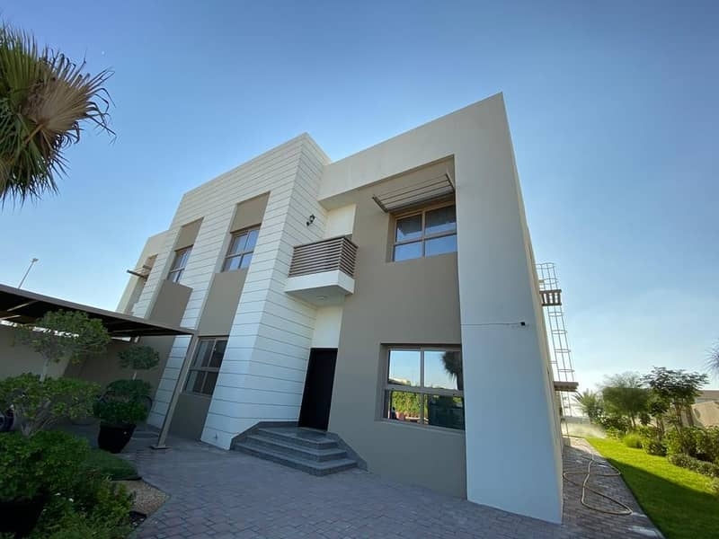 Just Pay 10% And Move In Luxury 5Br  Plus Maids Villa Sharjah