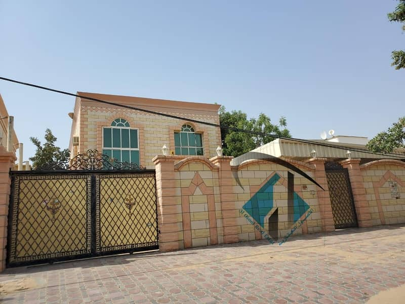 Villa for sale with electricity, personal finishing, freehold, with the possibility of bank financing