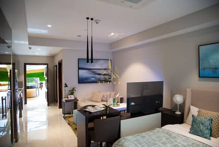 Studio for Sale in Mohammad Bin Rashid City, Dubai - Own your home in Maydan by  monthly payment