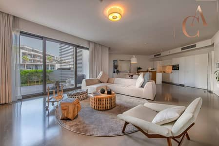 1 Bedroom Apartment for Sale in Pearl Jumeirah, Dubai - Private Beach Access | Excellent Designs