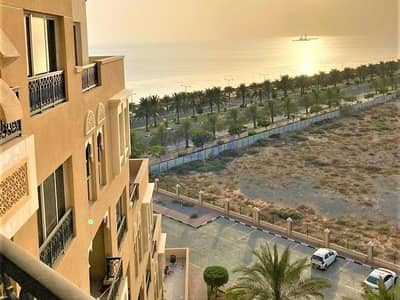 Studio for Sale in Al Marjan Island, Ras Al Khaimah - Lovely Studio | Amazing View | Semi-Furnished