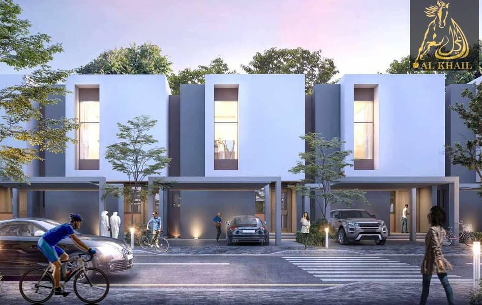 NEW LAUNCHING VILLA PAY 5% DOWN PAYMENT