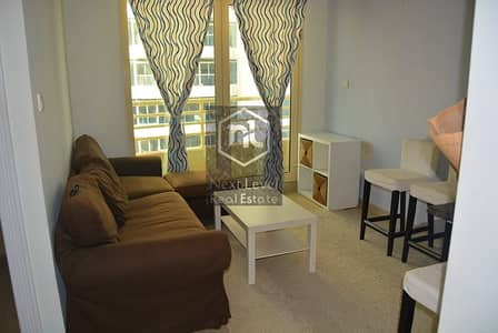 1 Bedroom Apartment for Sale in Dubai Marina, Dubai - Reduced price Fully furnished 1 bed Marina View