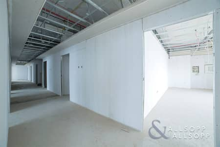 Office for Sale in Business Bay, Dubai - Full Floor | Partly Fitted  | Clean Building