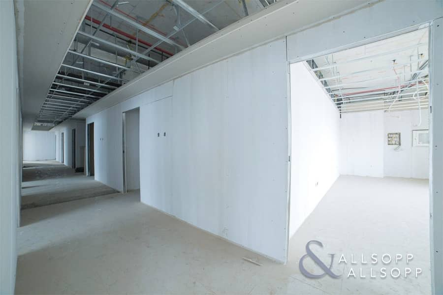 Full Floor | Partly Fitted  | Clean Building