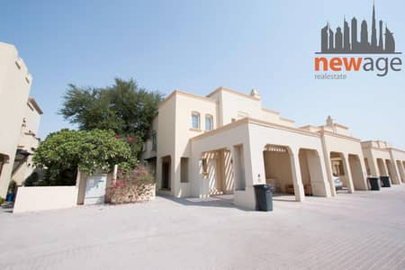 3 Bedroom Townhouse for Sale in The Springs, Dubai - Springs 14 type 2 end l 3bedroom +Study+Ml Park VIew l Corner unit