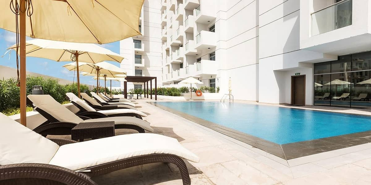 12 Brand New| Spacious 1Bed | Chiller Free|