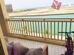 Fantastic Sea View | 2 Br Furnished | Mina Al Arab