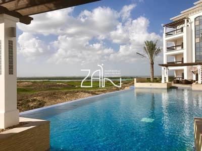 شقة 2 غرفة نوم للايجار في جزيرة ياس، أبوظبي - Partial Golf View 2 BR Apt with Balcony in Amazing Community