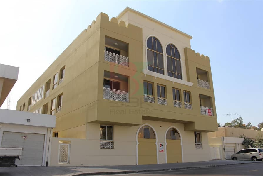 Brand New Spacious Studio Available In Muteena