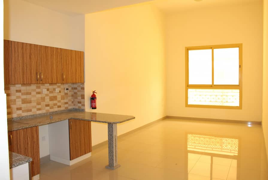 10 Brand New Spacious Studio Available In Muteena