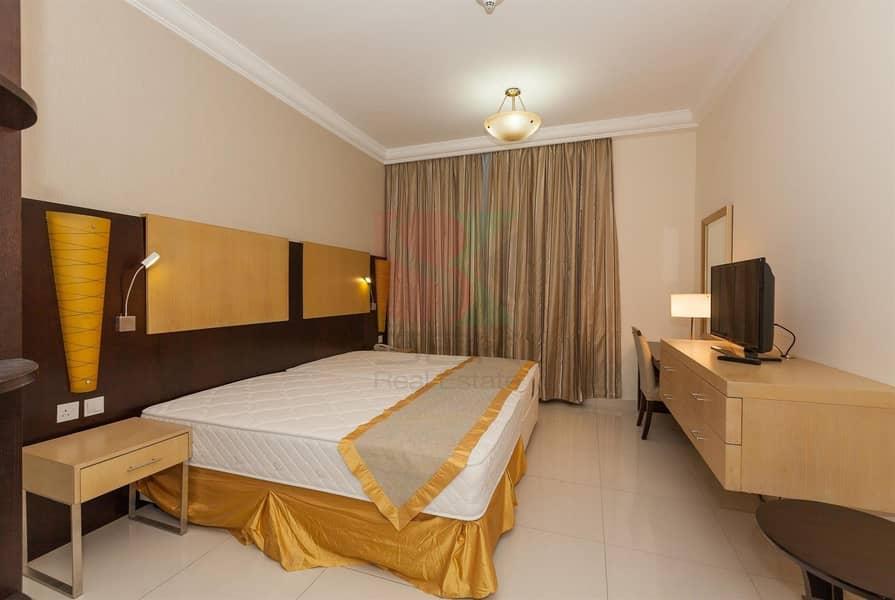 Furnished 1BHK for Rent Near MOE AL Barsha