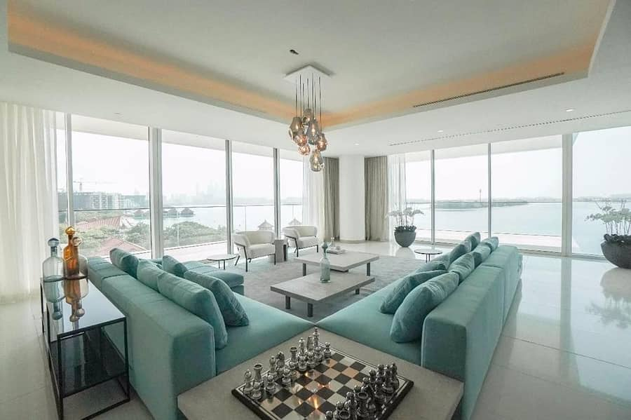 21 Full Sea View | 2BR with beach access @ 170k