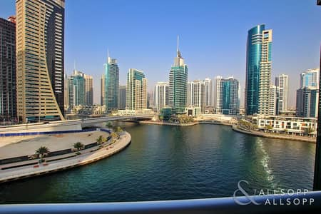 2 Bedroom Flat for Sale in Dubai Marina, Dubai - Marina Views | Large Layout | Mid Floor