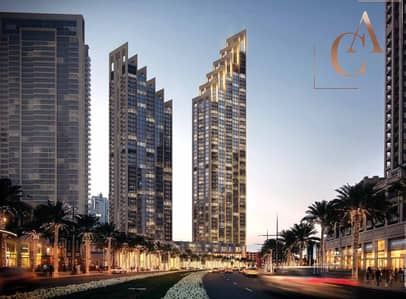 فلیٹ 2 غرفة نوم للبيع في وسط مدينة دبي، دبي - Hot Deal I Below OP I 2 Bedroom Unit I 02 Series