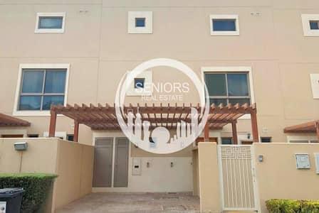 تاون هاوس 4 غرف نوم للايجار في حدائق الراحة، أبوظبي - Very Affordable 4BR Townhouse in Yasmina