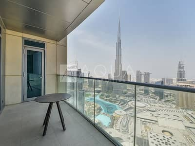 3 Bedroom Hotel Apartment for Rent in Downtown Dubai, Dubai - Burj Khalifa & Fountain View | Fully Furnished