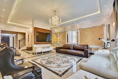 فیلا 5 غرف نوم للبيع في المرابع العربية 2، دبي - HUGE VILLA UPGRADED WITH AMAZING SIZE (DOWNPAYMENT 1