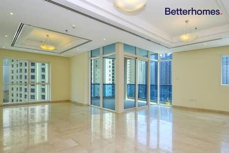 فلیٹ 2 غرفة نوم للايجار في دبي مارينا، دبي - Vacant | Over 2000 Sq.ft | Maid's | Vacant