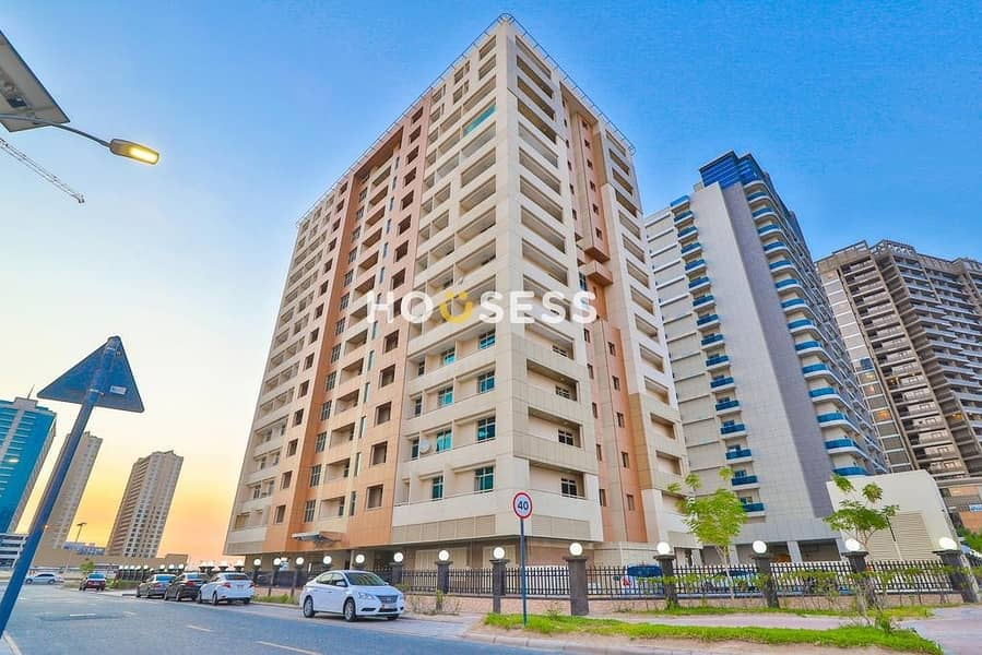 10 Spacious 2 Bedroom | Golf View | 3 Balconies