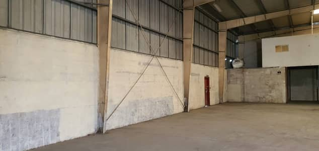 Warehouse for Rent in Industrial Area, Sharjah - 4500 sq ft insulated warehouse in Industrial area 11, Sharjah