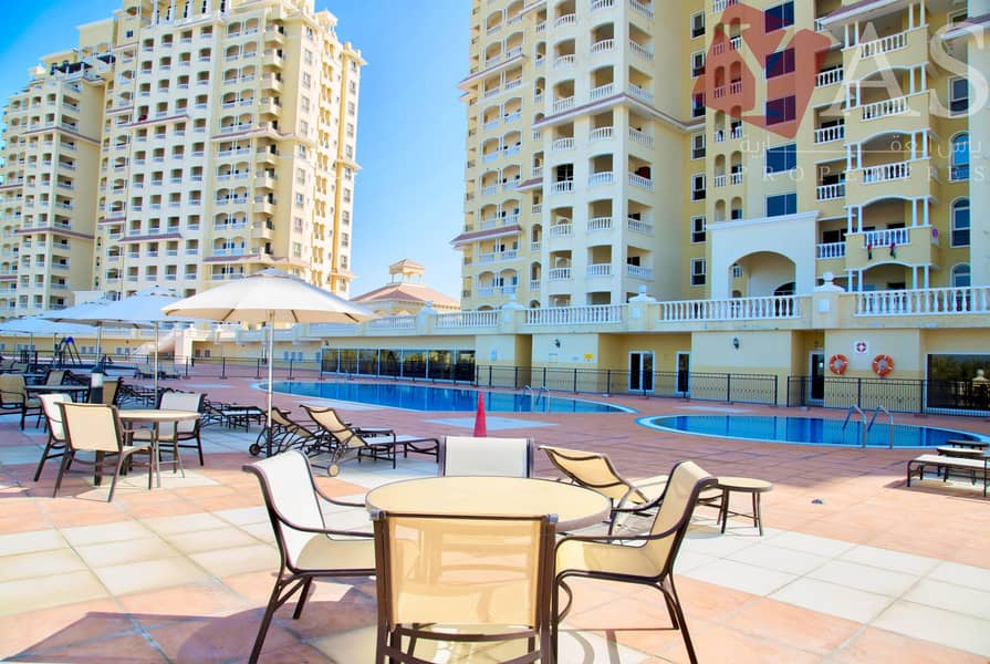 Amazing | 1 Br Sea View | Rent In Royal Breeze