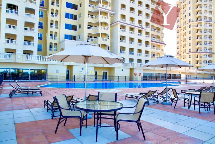 2 Amazing | 1 Br Sea View | Rent In Royal Breeze