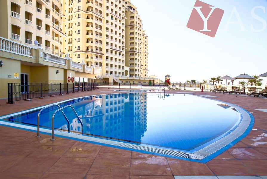 20 Amazing | 1 Br Sea View | Rent In Royal Breeze