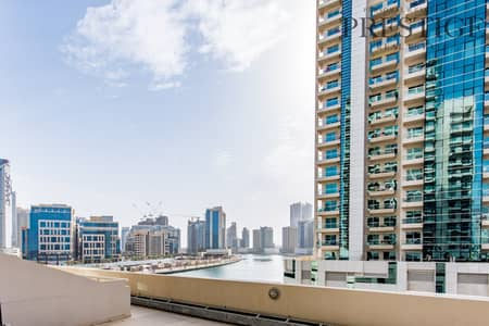 شقة 1 غرفة نوم للايجار في الخليج التجاري، دبي - One Bed | Canal View | Mayfair Residency