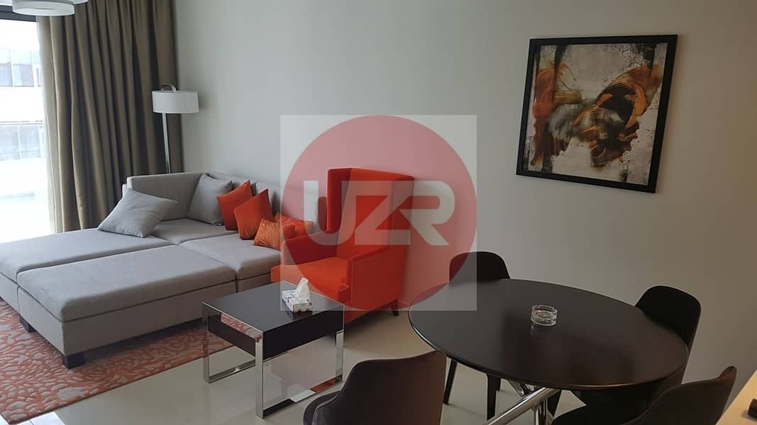 2 Well Maintained | 1 bedroom | Golf Veduta