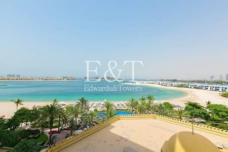 فلیٹ 3 غرف نوم للبيع في نخلة جميرا، دبي - A Type | Full Sea View | Vacant on Transfer | PJ