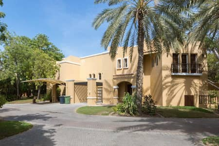 4 Bedroom Villa for Rent in Al Sufouh, Dubai - European Style 4 Beds Villa in Good Location
