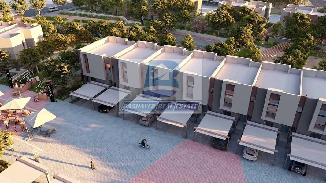 2 Large 2 Bedroom Villa in Prime Location with Easy Payment