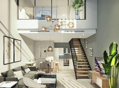 """فیلا 1 غرفة نوم للبيع في دبي لاند، دبي - أميز تاونهاوس في مجمع """"ركان"""" العصري التصميم"""