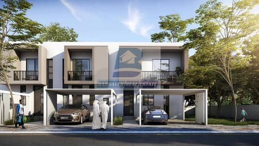 Amazing Huge 3 Bed Townhouse in Prime Location with Easy Payment