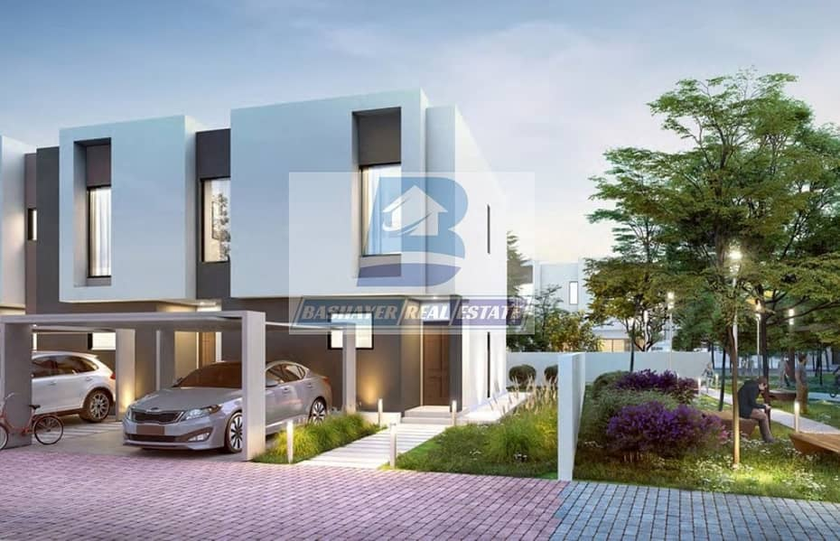 11 Amazing Huge 3 Bed Townhouse in Prime Location with Easy Payment