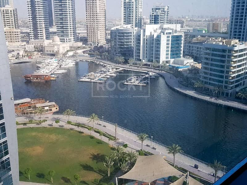 2 1-Bed | Closed Kitchen | Marina View