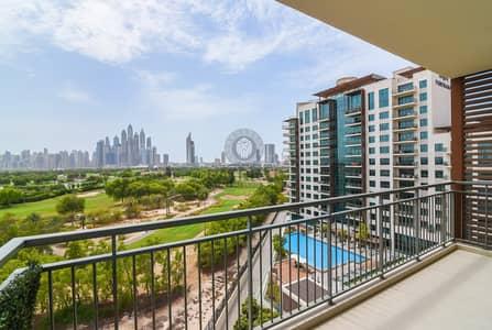 فلیٹ 3 غرف نوم للايجار في ذا فيوز، دبي - 3BR in PANORAMA T-4 | Golf and Pool View | Fully Upgraded